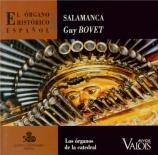 El organo historico espanol : Vol.6Salamanca
