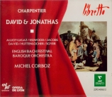CHARPENTIER - Corboz - David et Jonathas H.490