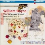 BOYCE - Shepherd - Concerto grosso en si bémol majeur
