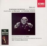 BERLIOZ - Beecham - Symphonie fantastique op.14