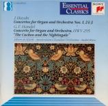 HAYDN - Klerk - Concerto Hob.XVIII:1 : version pour orgue et orchestre e
