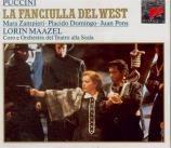 PUCCINI - Maazel - La fanciulla del west