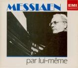 Messiaen par lui-même