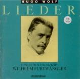 Lieder live Salzburg, 18/8/1953