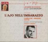 DONIZETTI - Camozzo - L'ajo nell' imbarazzo (live Bergamo 21 - 10 - 1959) live Bergamo 21 - 10 - 1959