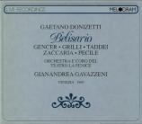 DONIZETTI - Gavazzeni - Belisario