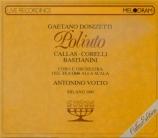 DONIZETTI - Votto - Poliuto (live Scala di Milano, 7 - 12 - 60) live Scala di Milano, 7 - 12 - 60