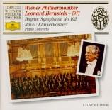 HAYDN - Bernstein - Symphonie n°102 en si bémol majeur Hob.I:102