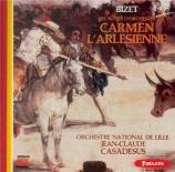 BIZET - Casadesus - Carmen : suites n°1 & 2