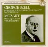 MOZART - Szell - Sonate pour violon et piano n°17 en do majeur K.296