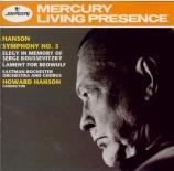 HANSON - Hanson - Symphonie n°3 op.63
