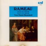 Oeuvre pour clavecin Vol.1