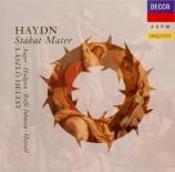 HAYDN - Heltay - Stabat Mater, pour quatre solistes, chœur mixte, orches