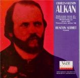 ALKAN - Sermet - Préludes op.31 : extraits