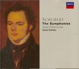 SCHUBERT - Kertesz - Symphonies : intégrale
