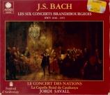 BACH - Savall - Concertos brandebourgeois BWV 1046-1051