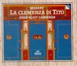 MOZART - Gardiner - La clemenza di Tito (La clémence de Titus), opéra se