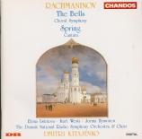 RACHMANINOV - Kitaenko - Vesna (Le printemps), cantate pour baryton, cho