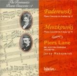 MOSZKOWSKI - Lane - Concerto pour piano op.59