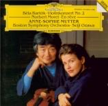 BARTOK - Mutter - Concerto pour violon n°2 Sz.112 BB.117