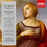 BACH - Marriner - Magnificat en ré majeur, pour solistes, chœur et orche