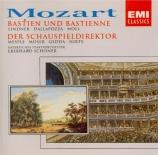 MOZART - Schoener - Bastien und Bastienne (Bastien et Bastienne), singsp