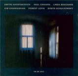 CHOSTAKOVITCH - Kashkashian - Sonate pour alto et piano op.147