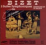 BIZET - Petitgirard - Carmen : suites n°1 & 2