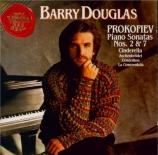 PROKOFIEV - Douglas - Sonate pour piano n°2 en ré mineur op.14