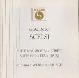 SCELSI - Bartschi - Suite n°8 'Bot-Ba'