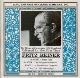 DEBUSSY - Reiner - Petite suite, pour piano (quatre mains) L.65