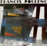 POULENC - Trio d'anches O - Sonate pour clarinette et piano FP.184 'A la