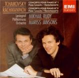 RACHMANINOV - Rudy - Concerto pour piano n°2 en ut mineur op.18
