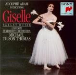 ADAM - Tilson Thomas - Giselle