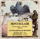 MONTECLAIR - Gester - Pan et Syrinx