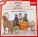 MOUSSORGSKY - Rozhdestvensky - Une nuit sur le mont chauve