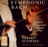 Symphonic Bach (Transcriptions de O.Respighi et E.Elgar)