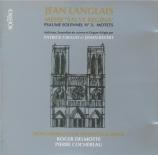 LANGLAIS - Cochereau - Salve Regina op.191