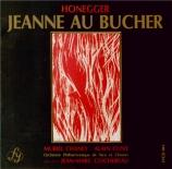 HONEGGER - Cochereau - Jeanne d'arc au bûcher, oratorio H.99