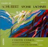 SCHUBERT - Comoy - Seligkeit (Höity), lied pour voix et piano D.433 (Min
