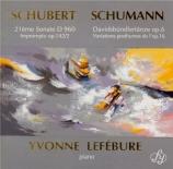 SCHUBERT - Lefébure - Sonate pour piano en si bémol majeur D.960