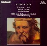 RUBINSTEIN - Stankovsky - Symphonie n°1 en fa majeur op.40