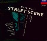 WEILL - Mauceri - Street scene