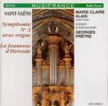 SAINT-SAËNS - Prêtre - Symphonie n°3 'Avec orgue'