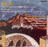 FALLA - Lopez-Cobos - El sombrero de tres picos (Le tricorne)