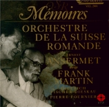 MARTIN - Ansermet - Petite symphonie concertante