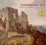 BRUCKNER - Jochum - Symphonie n°8 en ut mineur WAB 108
