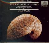 HAENDEL - Tilney - Suite pour clavier n°2 en fa majeur vol.1 n°2 HWV.427