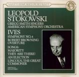 IVES - Stokowski - Symphonie n°4