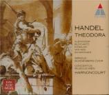 HAENDEL - Harnoncourt - Theodora, oratorio HWV.68